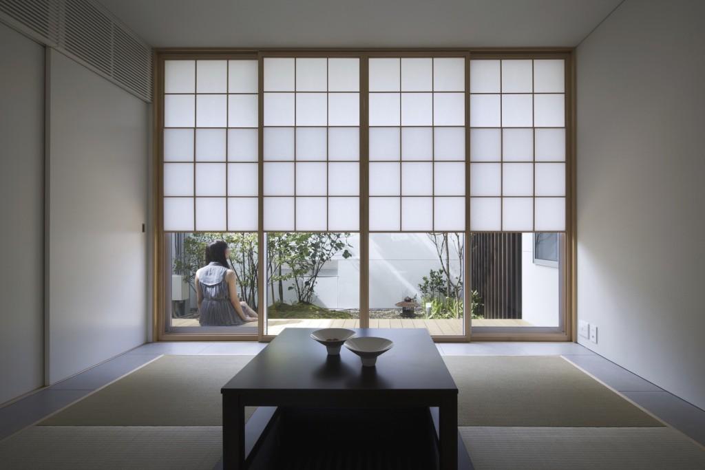 浜寺公園の家 一級建築士事務所エヌアールエム 写真:冨田英次