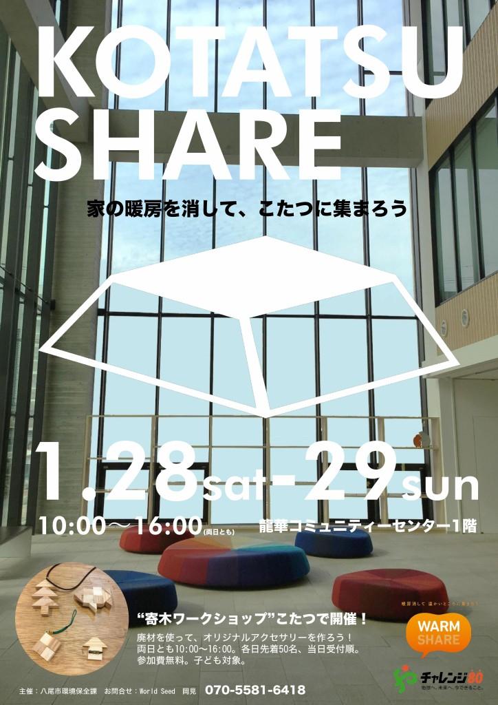 KOTATSU SHARE ポスターfix0001